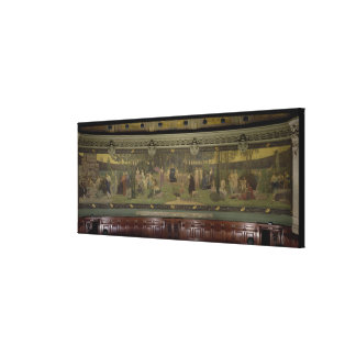 The Sacred Wood Stretched Canvas Prints