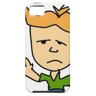 The sad boy iPhone 5 covers