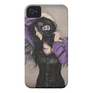 The Sad Heart Angel iPhone Case