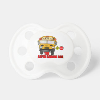 The safer school bus pacifiers