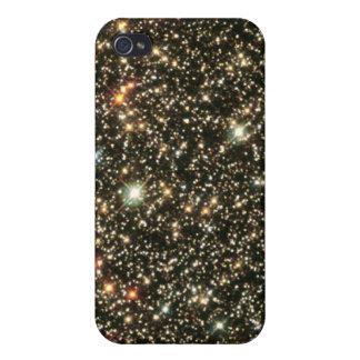 The Sagittarius Star Cloud- A Sky Full of Glitteri iPhone 4 Case