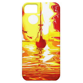 The sailing boat iPhone 5 case