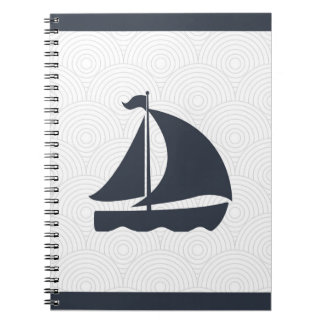 The Sailor Boat Notebook! Notebook