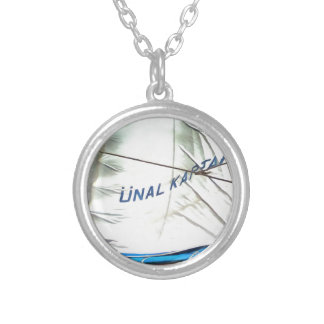 The Sails Of Unal Kaptan Silver Plated Necklace