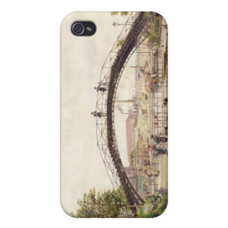 The Saint-Martin Canal iPhone 4 Cases