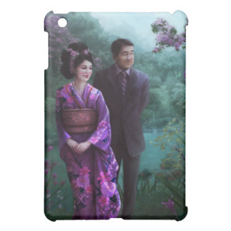The Sakura Garden iPad Mini Cover