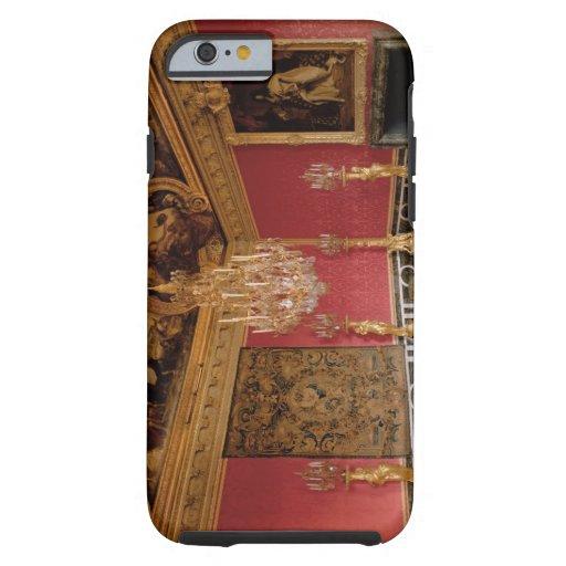 The Salon d'Apollon (Apollo Room) with tapestries iPhone 6 Case