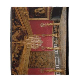 The Salon d'Apollon (Apollo Room) with tapestries iPad Case