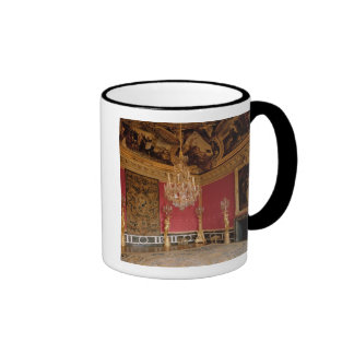 The Salon d'Apollon (Apollo Room) with tapestries Mug