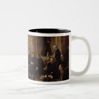 The Salon of the Countess Potocka, 1887 Coffee Mug