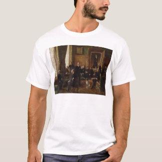 The Salon of the Countess Potocka, 1887 T-Shirt