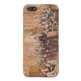 The Salon of Victor Hugo iPhone 5/5S Cases