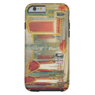 The Saloon in its final phase from Views of the Ro iPhone 6 Case