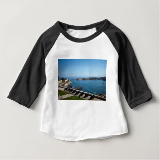 The Saluting Battery Baby T-Shirt