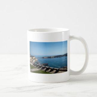The Saluting Battery Coffee Mug
