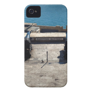 The saluting battery iPhone 4 case