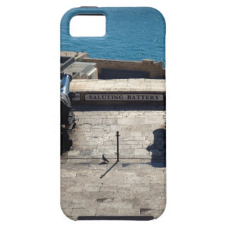 The saluting battery iPhone 5 cover