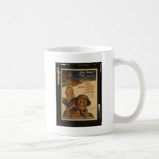 The Salvation Army Lassie Coffee Mug