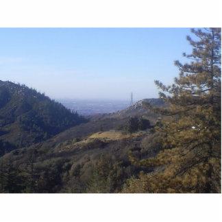 The San Bernardino Mountains Photo Cut Outs