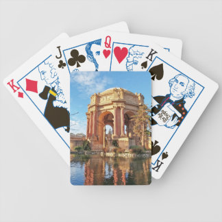 The San Fransisco Palace Bicycle Playing Cards