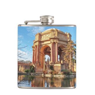 The San Fransisco Palace Hip Flask