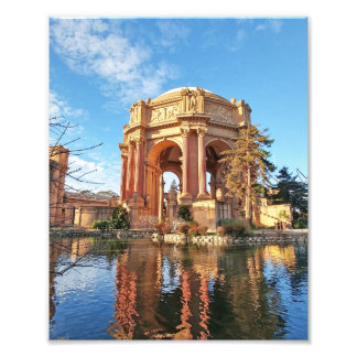 The San Fransisco Palace Photo Print