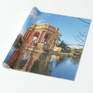 The San Fransisco Palace Wrapping Paper
