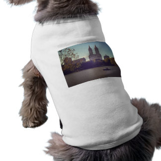 The San Remo seen from Central Park, New York City Sleeveless Dog Shirt
