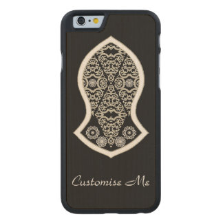 The Sandal Of The Prophet (White) Carved® Maple iPhone 6 Slim Case
