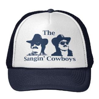 The Sangin' Cowboys Hat