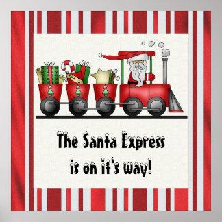 The Santa Express poster