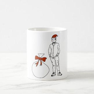 The santa ji ji it is, coffee mug