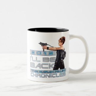 The Sarah Palin Chronicles Mug
