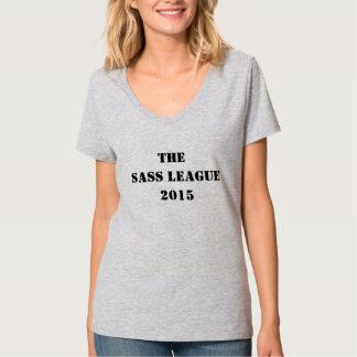 The Sass League 2015 T-Shirt