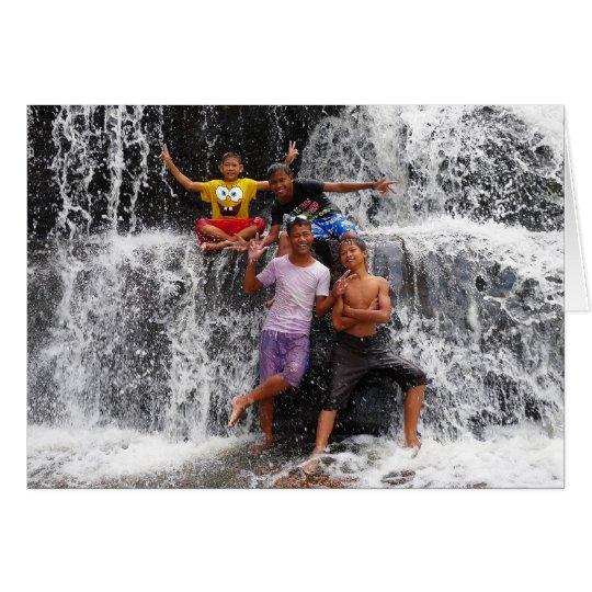 The Savong Kids Card