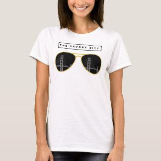 The Savory City - San Francisco Regular T-Shirt