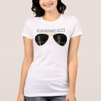 The Savory City - San Francisco T-Shirt