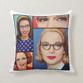 The SBTB Ladies Throw Pillow