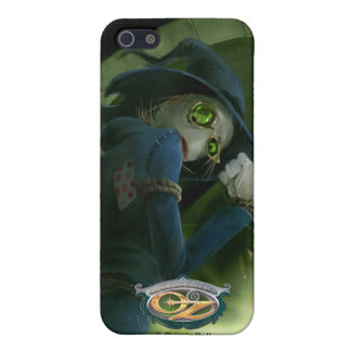 The Scarecrow in the Emerald City iPhone 5 Case