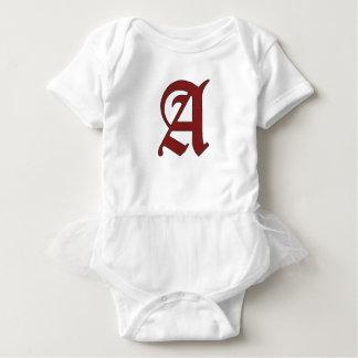 The Scarlet Letter Baby Bodysuit