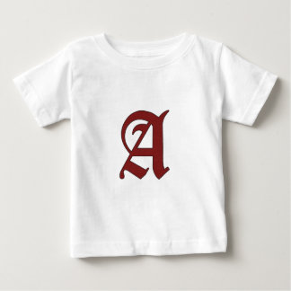 The Scarlet Letter Baby T-Shirt