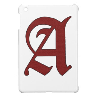 The Scarlet Letter Case For The iPad Mini