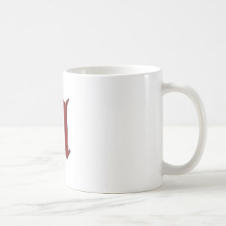The Scarlet Letter Coffee Mug