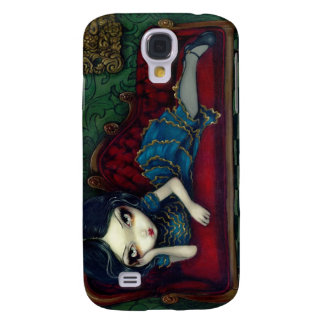 """The Scarlet Sofa"" iPhone 3 Case"