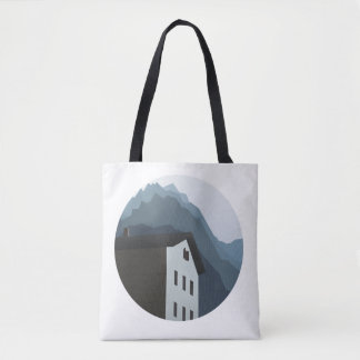 THE SCENERY TOTE BAG