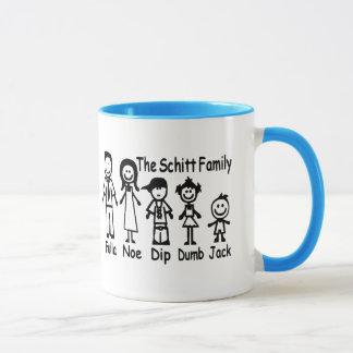 The Schitt Fasmily Mug