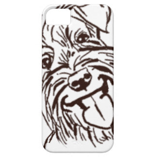 The Schnauzer Love of My Life Case For The iPhone 5