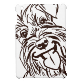 The Schnauzer Love of My Life Cover For The iPad Mini