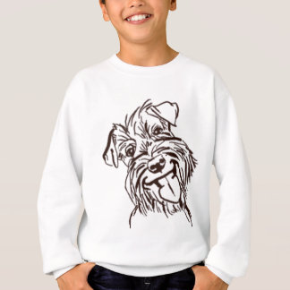 The Schnauzer Love of My Life Sweatshirt