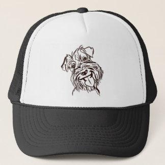 The Schnauzer Love of My Life Trucker Hat